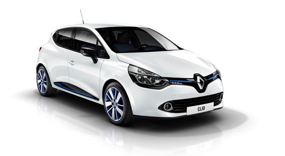 Renault Yeni Clio Yeni Renault Clio  Dizel Grubunun Yeni Yüzü