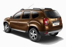 Dacia Duster 1.5 dci 4x2 Dacia Duster Dizel Sınıfında Fark Yaratıyor